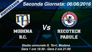 20160806 - Modena-Padule