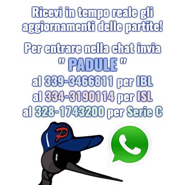 Seguici su WhatsApp!